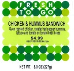 7-Eleven Chicken with Hummus Sandwich Recall [US]