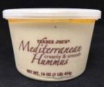 Trader Joe's brand Mediterranean Hummus Recall [Canada]