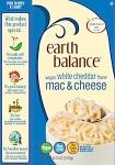 Earth Balance Cheddar Mac & Cheese Recall [US]