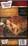 Duncan Hines Cake Mix Recall [Canada]