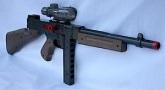 Armoured Heaven Tommy Gun Toy Recall [Australia]