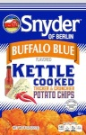 Buffalo Blue Potato Chip Recall [US]
