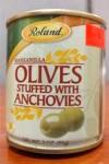 Roland brand Manzanilla Olive Recall [Canada]