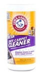 Dry Carpet Cleaning Powder Recall [US]