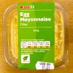 Spar Egg Mayonnaise Sandwich Filler Recall [UK]