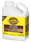 Cabot Wood Cleaner & Brightener Recall [US]