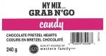 My Mix Grab n' Go brand Chocolate Pretzel Recall [Canada]