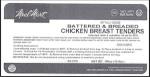 Meal Mart brand Chicken Tender Recall [US]