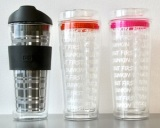 Dunkin' Donuts Glass Tumbler Recall [US]