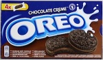 Chocolate Crème Oreo Biscuit Recall [UK]