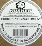 Kusher brand Cookie Recall [US]