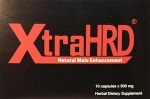 XtraHRD Male Enhancement Supplement Recall [US]