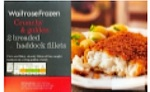 Waitrose Frozen Haddock Fillet Recall [UK]