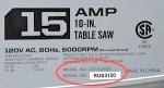 Craftsman Portable Table Saw Recall [US]