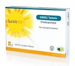 SunVit-D3 5000IU Vitamin Tablet Recall [UK]