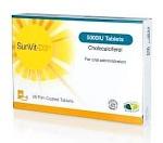 SunVit-D3 5000IU Vitamin Tablet Recall [UK]