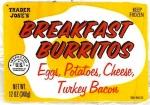 Trader Jose's Breakfast Burrito Recall [US]