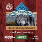 Blue Buffalo Dog Food Recall [US]