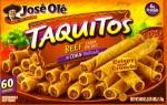 José Olé Frozen Taquitos Recall [US]