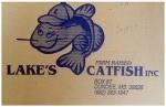 Lake's Farm Raised Catfish Recall [US]