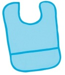 Children's Waterproof Bib Recall [US]