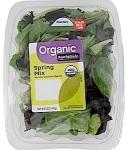 Walmart Organic Marketside Spring Mix Recall [US]