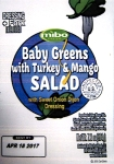 Mibo Fresh Turkey & Mango Salad Recall [US]