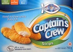 High Liner Captain's Crew brand Breaded Fish Strip & Breaded Fish Nugget Recall [Canada]