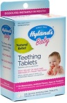 Hyland's Baby Teething Tablet Recall [US]