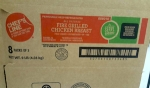 Chef's Line & Saladworks Chicken Recall [US]