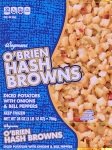 Wegman's O'Brien Hash Brown Recall [US]