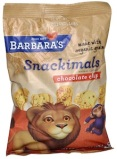 Barbara's Snackimals Animal Cookie Recall [Canada]