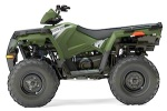 Polaris Sportsman 450, 570, 850 & 1000 ATV Recall [US]