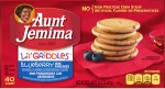 Aunt Jemima Frozen Waffle & Frozen French Toast Recall [Canada]
