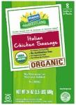Perdue Harvestland Italian Style Organic Chicken Sausage Recall [US]