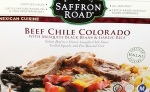 Blount Fine Foods Beef Chile Colorado Meal Recall [US]