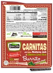 Green Chile Food Burrito Recall [US]