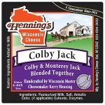 Henning's Cheese brand Colby Jack Cheese Recall [US]