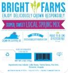 BrightFarms Salad Greens Recall [US]