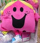 """Character World brand """"Little Miss"""" Themed Cushions Recall [EU]"""
