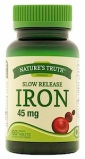 Nature's Truth Iron Supplement Recall [US]