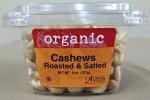 Ava's brand Organic Cashew Recall [US]
