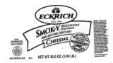 Eckrich Smok-Y Cheddar Breakfast Sausage Recall [US]