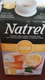 Natrel brand Skimmed Milk Recall [Canada]