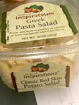 Taste of Inspirations Greek Pasta Salad Recall [US]