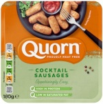 Quorn Chilled Cocktail Sausage Recall [UK]