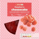 SPAR branded Raspberry Cheesecake Recall [UK]