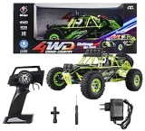 "WLtoys branded 4WD Cross-Country Remote Control (""RC"") Toy Cars"