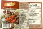 RI Wang Food brand Beef Tendon Ball Recall [Canada]