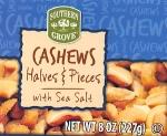 ALDI Southern Grove Cashew Nut Recall [US]